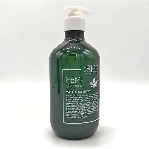 Shampoo Volume Enhance Hemp Seed Oil