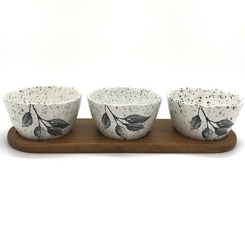 Revive Four Piece Bowl Set