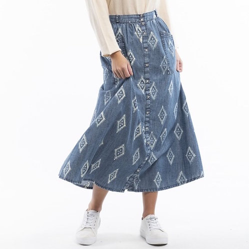 Barakka Skirt Long