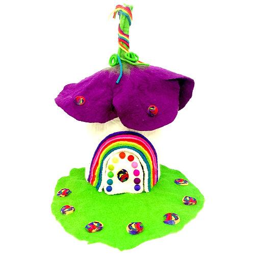 Rainbow Fairy Home
