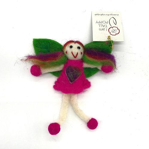 Pink Chakra Fairy
