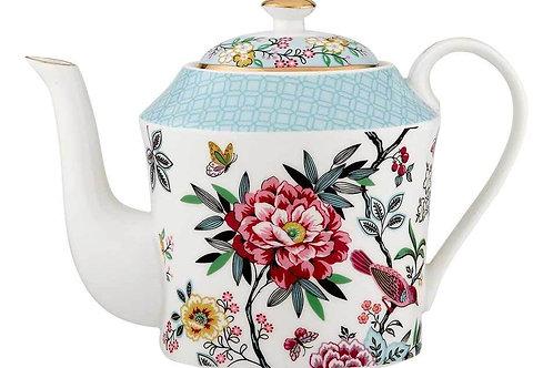 Jardin Peony Teapot