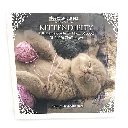 Kittendipity - A Kitten's Guide to Making Good of Life's Challenges