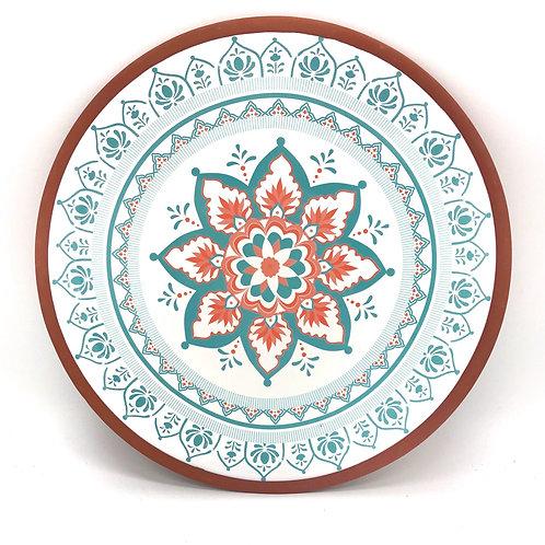 Amore Capri Round Platter