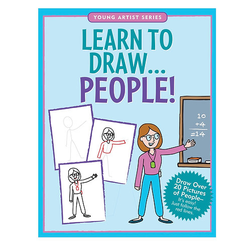 Learn To Draw... People