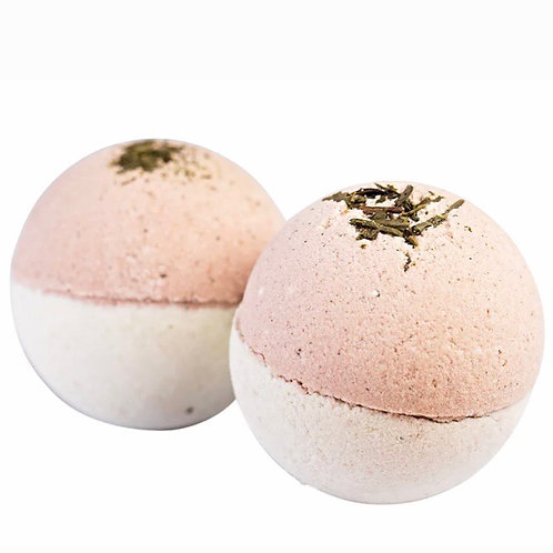 Sapon Bathbombs - Sandalwood Day Spa