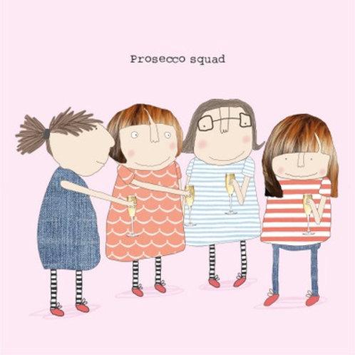 Card - Prosecco Squad