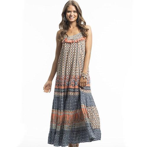 Maria Boho Maxi Dress by Escape, OQ