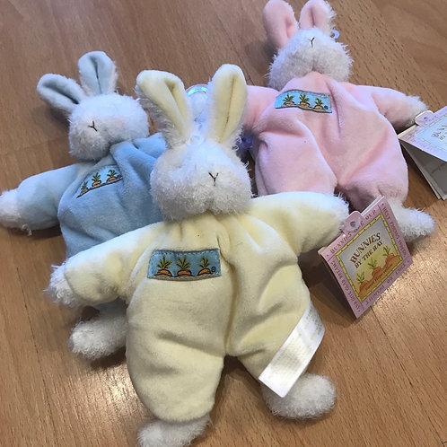 Sweet Hops Bunny Rattle - Bunnies by the Bay