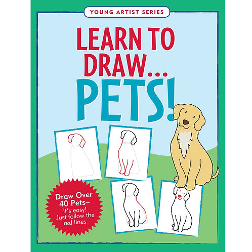 Learn To Draw... Pets