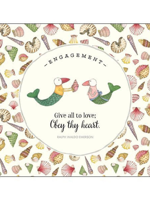 Twigseed Card - Obey thy Heart
