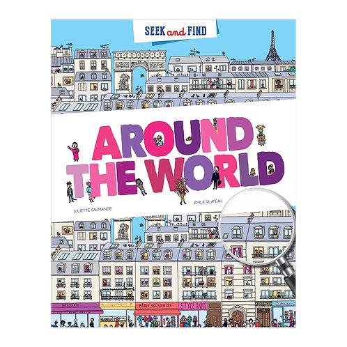Seek And Find Around The World