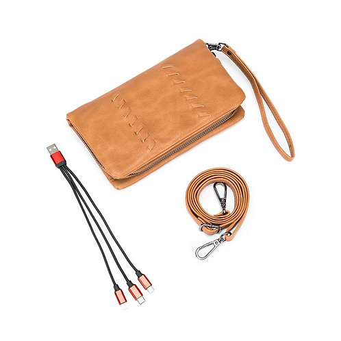 Iztech Wireless Phone Charging Wallet