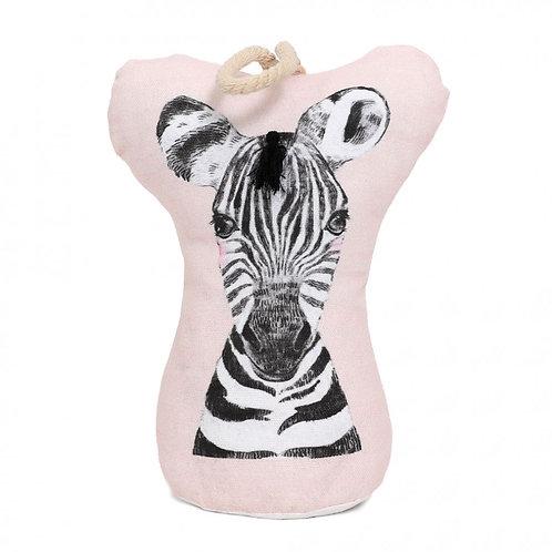 Baby Zebra Doorstop