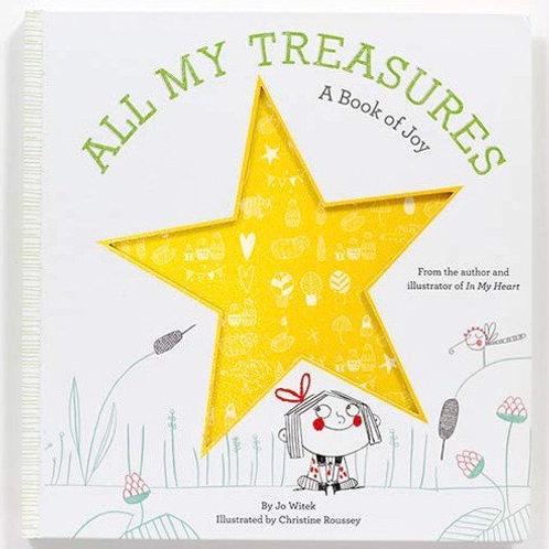 All My Treasures - A Book of Joy