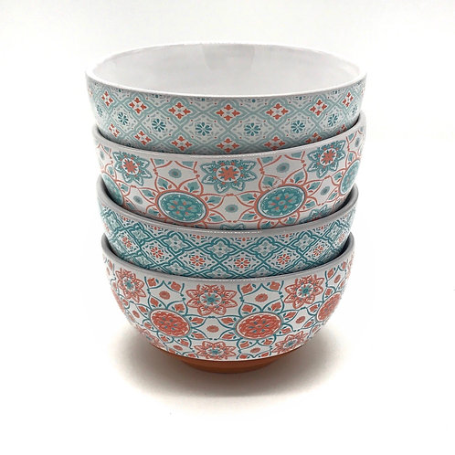 Assorted Amore Capri Bowls
