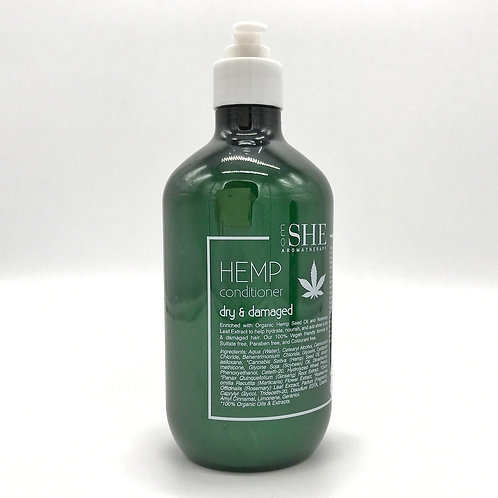 Conditioner Dry & Damaged Hemp Seed Oil