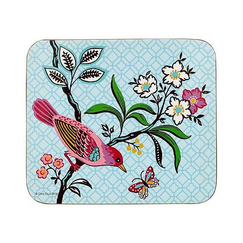 Jardin Peony Coasters