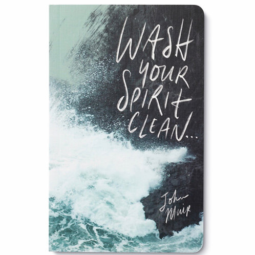 Wash Your Spirit Clean - Write Now Journal