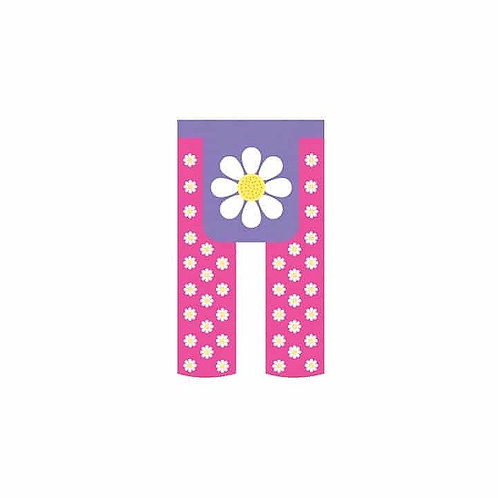 Footless Baby Tights - Daisy