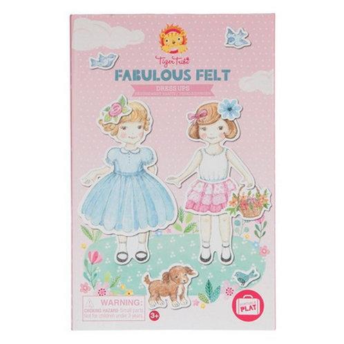 Fabulous Felt - Dress Ups