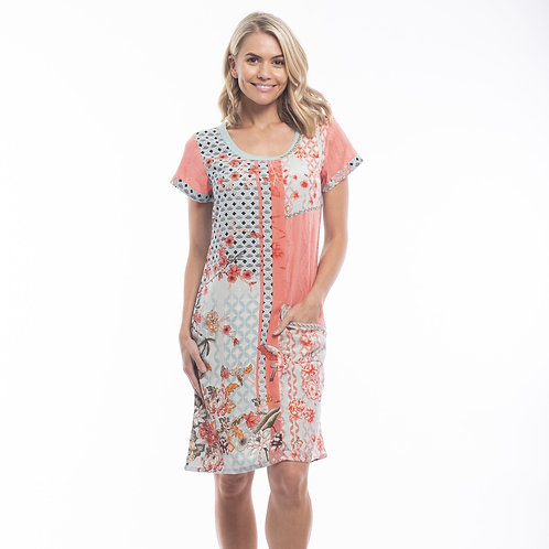 Gran Canaria Patch Dress
