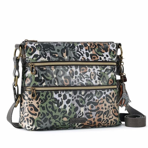 Wildlife Basic Crossbody Bag  By Sakroots