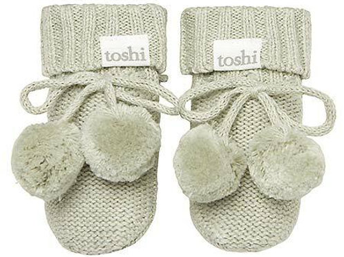 Organic Booties Marley by Toshi