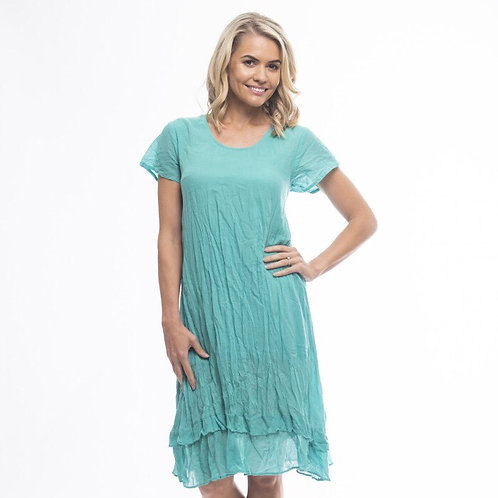 Essential Dress Cotton Frill