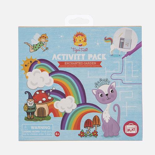 Activity pack - Enchanted Garden