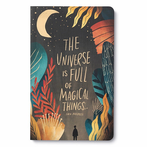 The Universe Is Full Of Magical Things - Write Now Journal
