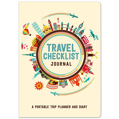 Travel journal  Checklist