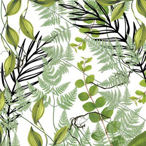 Tropical Botanic Napkin Set