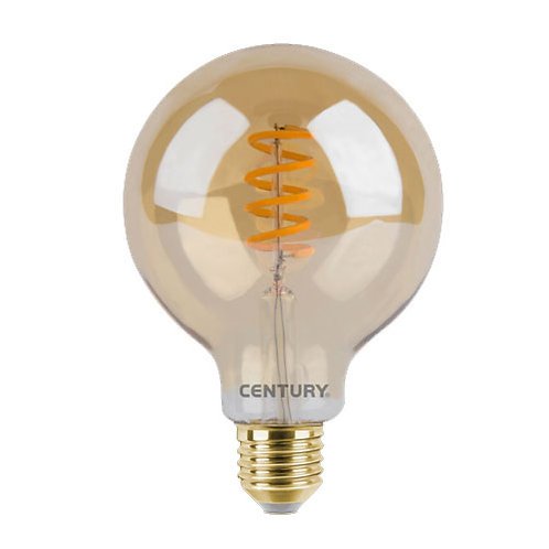 LAMPADINA LED GLOBO INCANTO EPOCA DECORATIVE INVDG95-042727 CENTURY