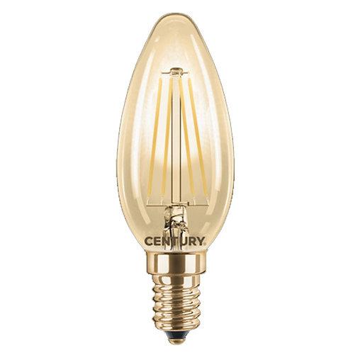 LAMPADINA LED OLIVA INCANTO EPOCA INVM1D-041422 CENTURY
