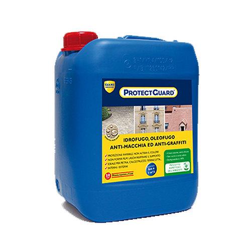 PROTECT GUARD - Idrorepellente, oleorepellente, antisporco e antigraffiti