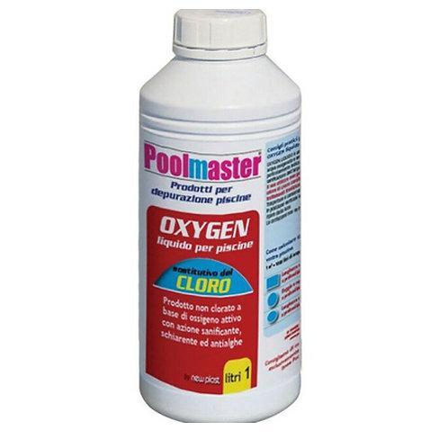 OXYGEN LIQUIDO 1 LT POOLMASTER