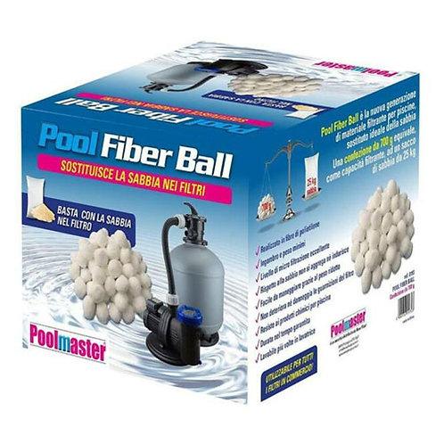 FIBER BALL 0193 - CONFEZIONE DA 700 G - POOLMASTER