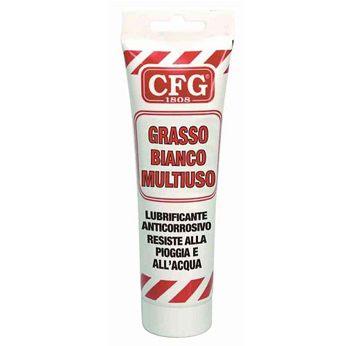 GRASSO BIANCO MULTIUSO 125 ML CRC