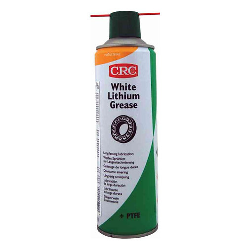 WHITE LITHIUM GREASE 500 ML CRC