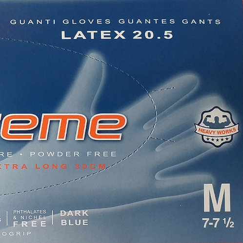 GUANTI LATEX 20.5 CONF. 50 PZ