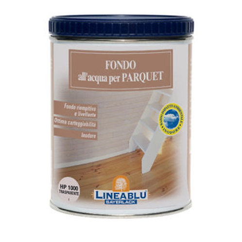 SAYERLACK HP1000 750ML FONDO TRASPARENTE ALL'ACQUA P/PARQUET