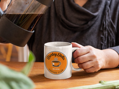 mockup-of-a-woman-pouring-coffee-into-a-