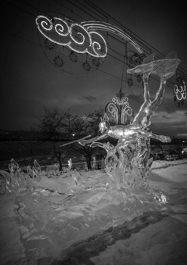 Magic Ice of Siberia 2014