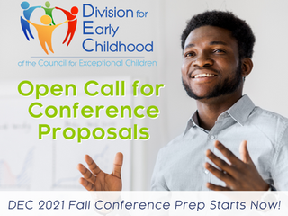 The NEW Call for Conference Proposals is Open Now