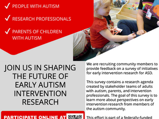 Call for Participants: Early Intervention Research Study at Ohio State & Rush University