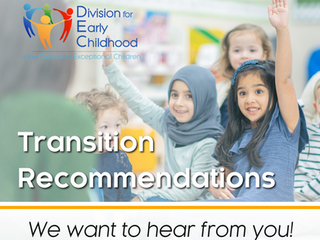 Call for Input: DEC Transition Survey - Recommendations for the Biden Administration