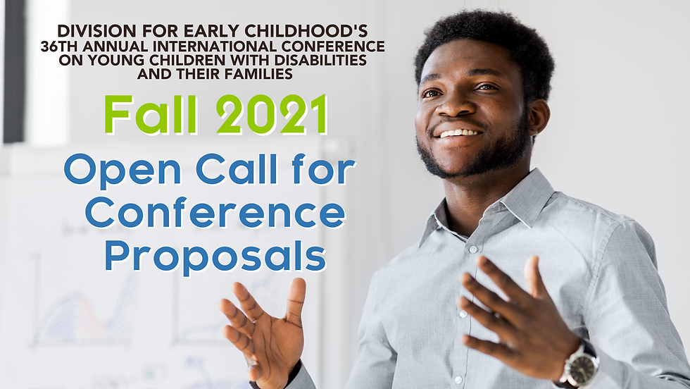 Copy of Call for 2021 In-Person Conferen