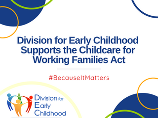 Introduction of the Childcare for Working Families Act
