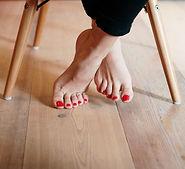 fetichismo de pies madrid
